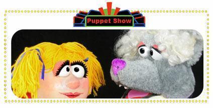 School Puppet Show